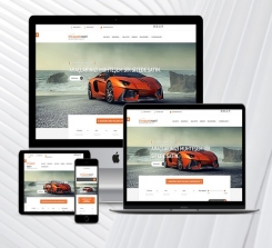 Auto Gallery Web Pack Motors v3.0