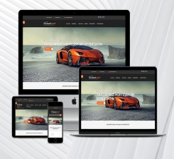 Auto Gallery Web Package Black v3.0