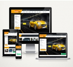 Rent A Car Web Package Star v4.5